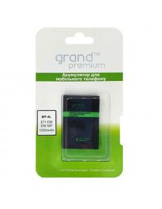 Аккумулятор Grand Premium Nokia BP-4L (Nokia N97, Nokia E52, Nokia E55)