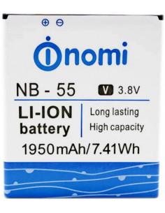 Аккумулятор NB-56 для Nomi...