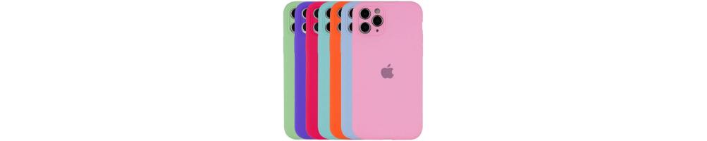 Чехлы для айфон - Silicone Case | Iphone 5, SE, 6, 6+, 7, 7+, 8+, X