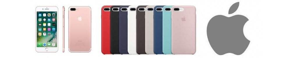 Чехлы Silicone Case Iphone 7 / 8+