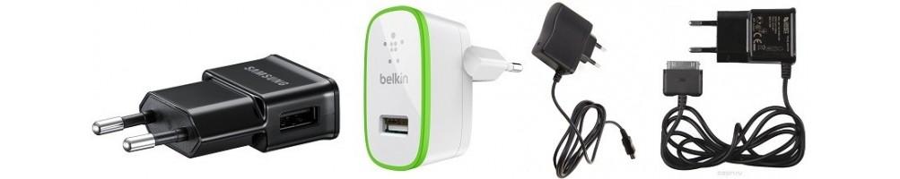 Сетевые зарядные устройства для мобильных телефонов и планшетов